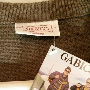 Gabicci Sweaters - NWT Vintage Gabicci Sweater V Neck Made in Italy
